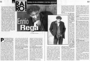 Raro (Intervista in esclusiva ad Ennio Rega)
