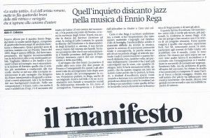 Rega (Il Manifesto)