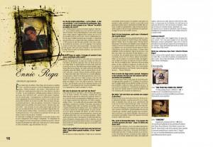 Raro intervista esclusiva ad Ennio Rega